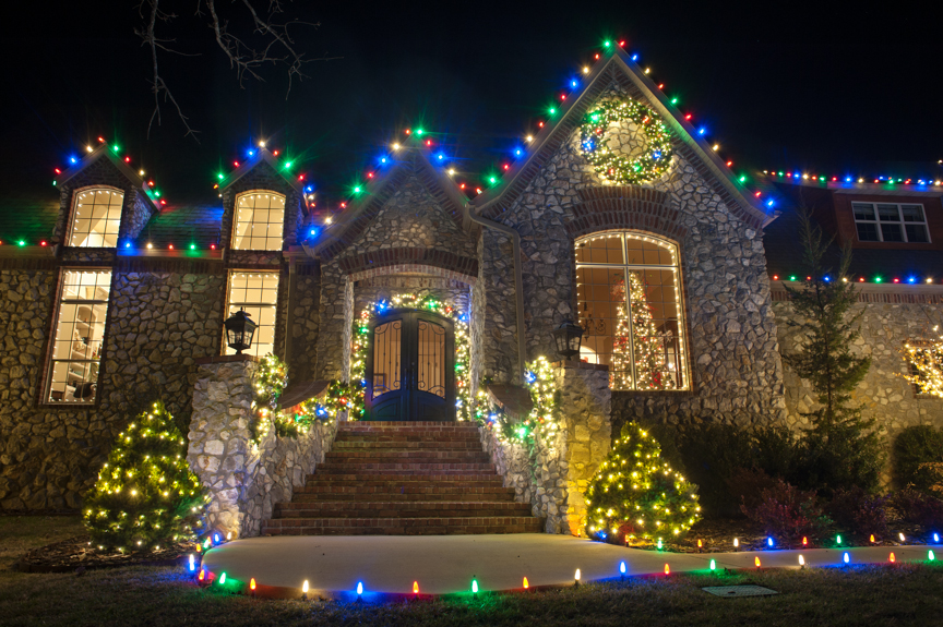 home luxury christmas light installation service mn